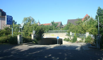 Altstadtgarage in Karlstadt